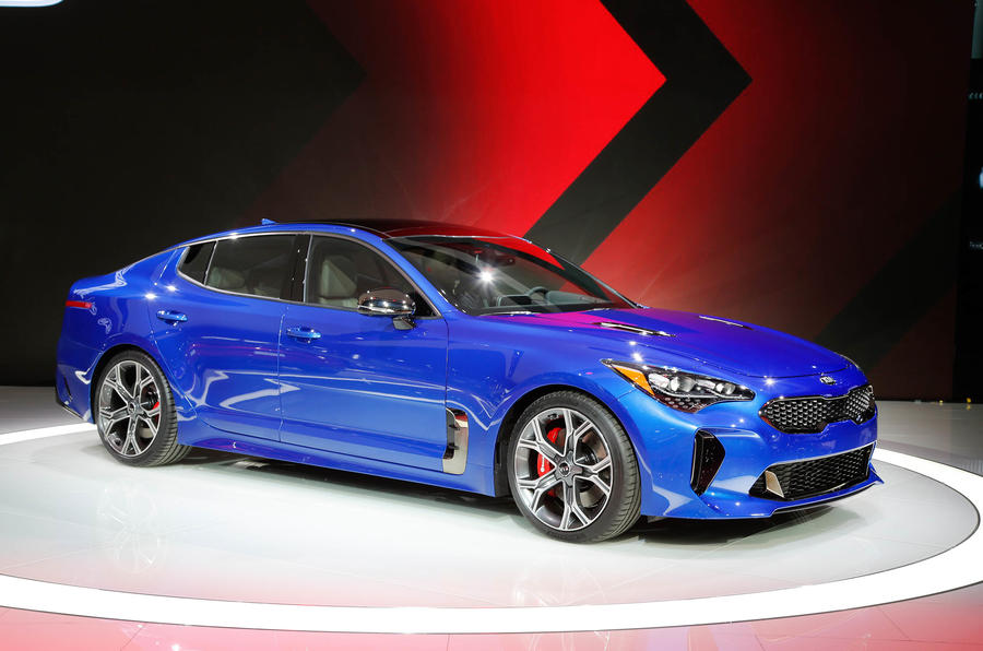 2017 Kia Stinger European specifications confirmed | Autocar