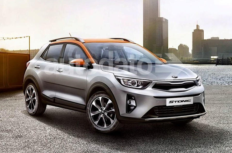 Kia Stonic: first pictures of new small SUV leaked online | Autocar