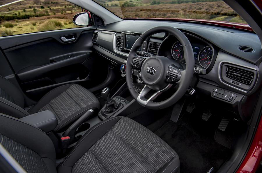 Kia Rio 2017 Interior >> Kia Stonic 1.0 T-GDI 2 2017 UK review | Autocar