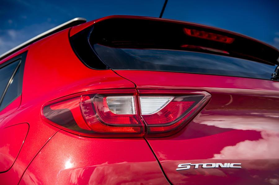 Kia Stonic rear light