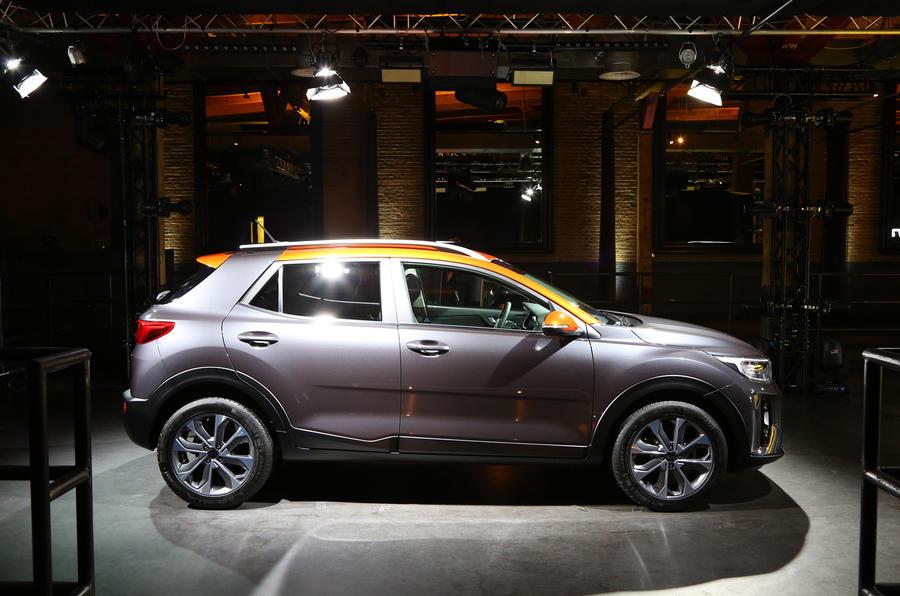 Kia Stonic priced from £16,295   Autocar