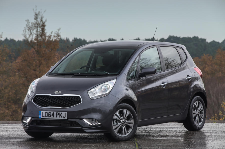 2015 kia venga 1 4 crdi sr7 review autocar. Black Bedroom Furniture Sets. Home Design Ideas