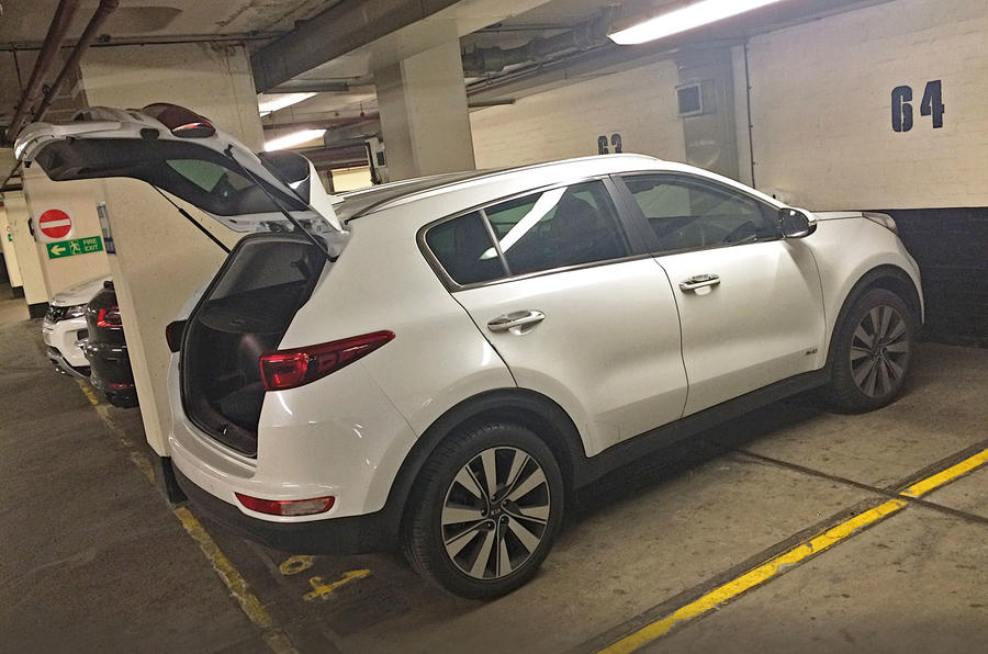 Kia Sportage long-term test