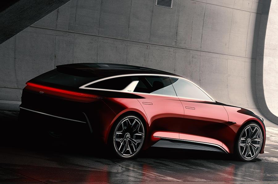Kia to show sleek new cee'd concept