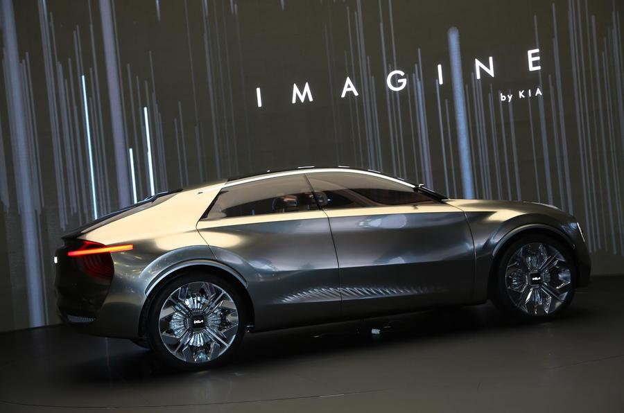 Four-door 'Imagine by Kia' concept has performance focus ...