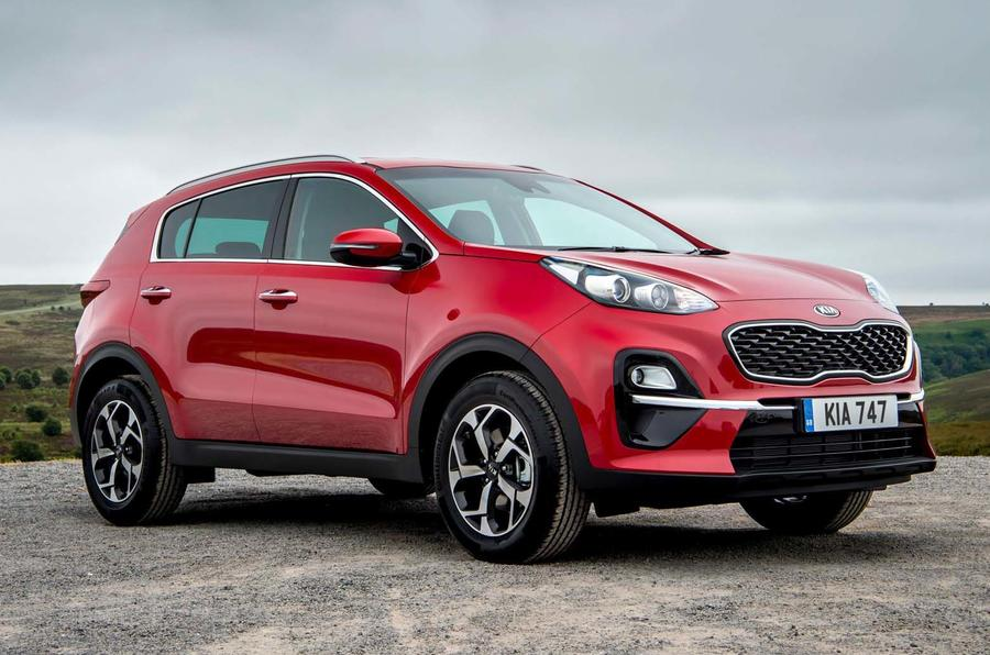 2019 Kia Sportage: Upgraded Design And New Hybrid System >> New 2018 Kia Sportage Prices And Specs Revealed Autocar