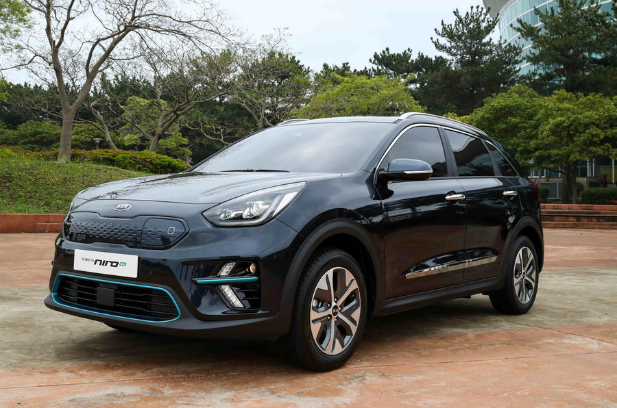 2018 Kia Niro All-electric Model >> New Kia E Niro Launches With 301 Miles Of Electric Range Autocar