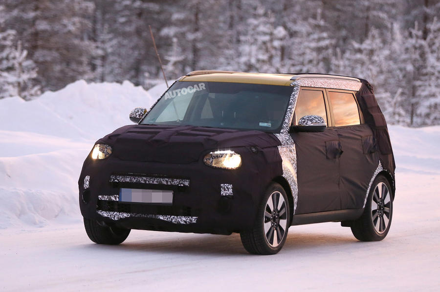 kia soul facelift due in 2017 autocar. Black Bedroom Furniture Sets. Home Design Ideas