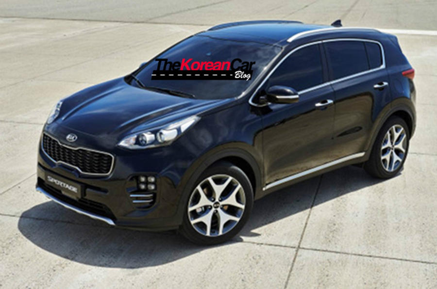 new 2016 kia sportage prices and specs revealed autocar. Black Bedroom Furniture Sets. Home Design Ideas