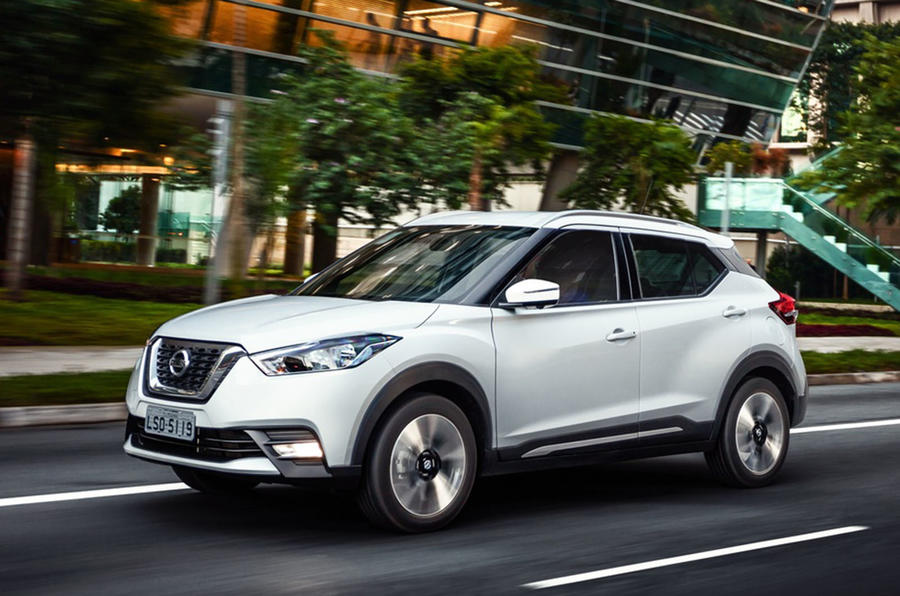 2016 Nissan Kicks review review | Autocar