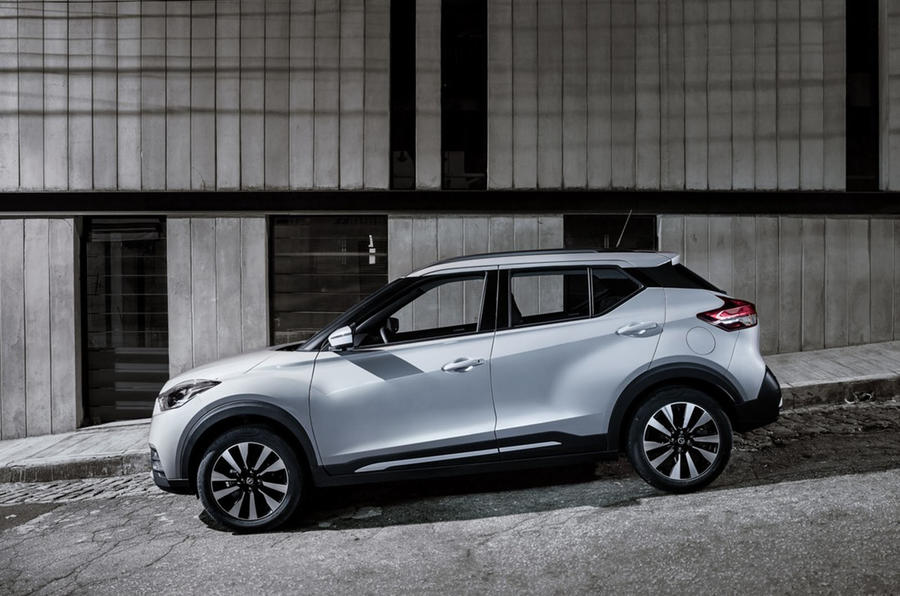 2016 Nissan Kicks Review Autocar
