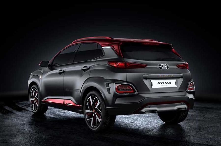 Hyundai Kona Iron Man Edition