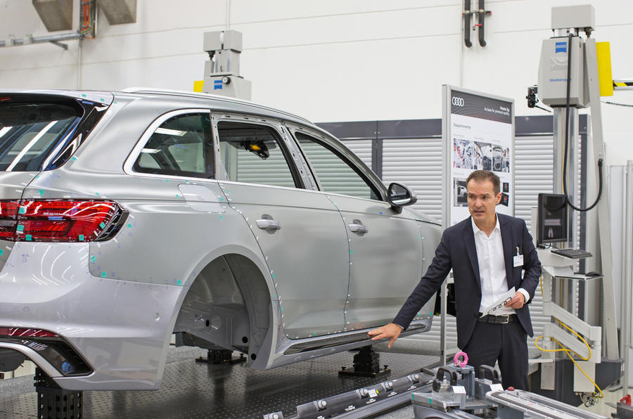 Audi Reinvents Design And Manufacture Processes Ahead Of EV Launch - Audi ev