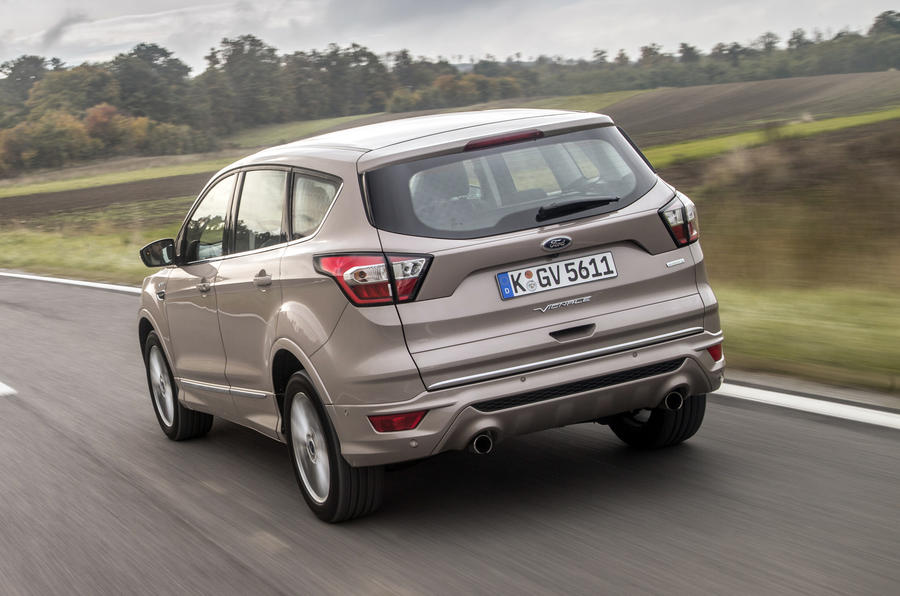 2017 ford kuga vignale first drive review autocar. Black Bedroom Furniture Sets. Home Design Ideas