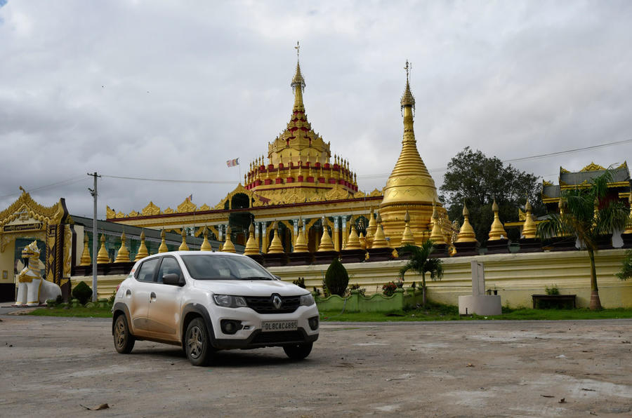 Renault Kwid: around the globe in the world's cheapest car