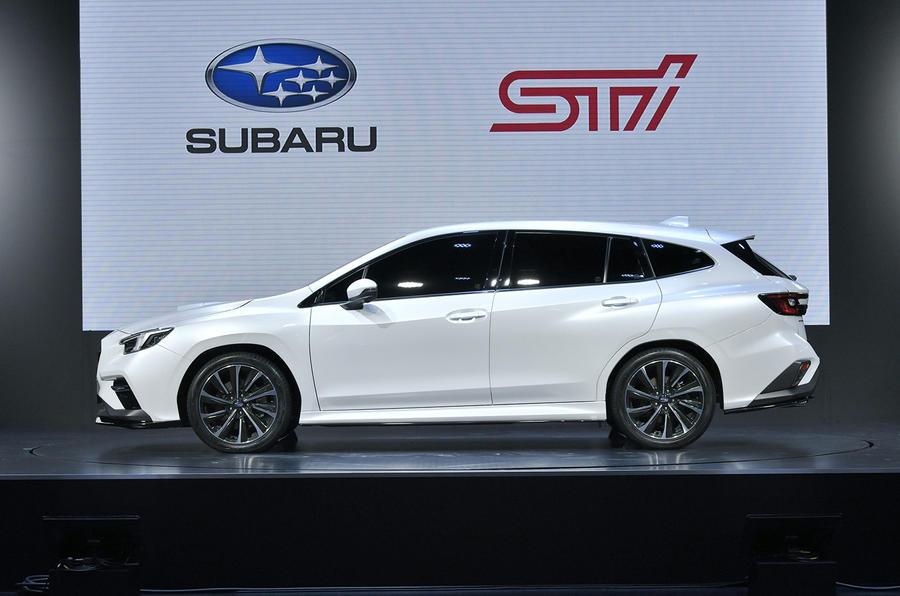 2020 Subaru Levorg STI Prototype