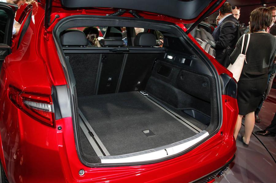 Alfa Romeo Stelvio SUV priced from £33,990 | Autocar