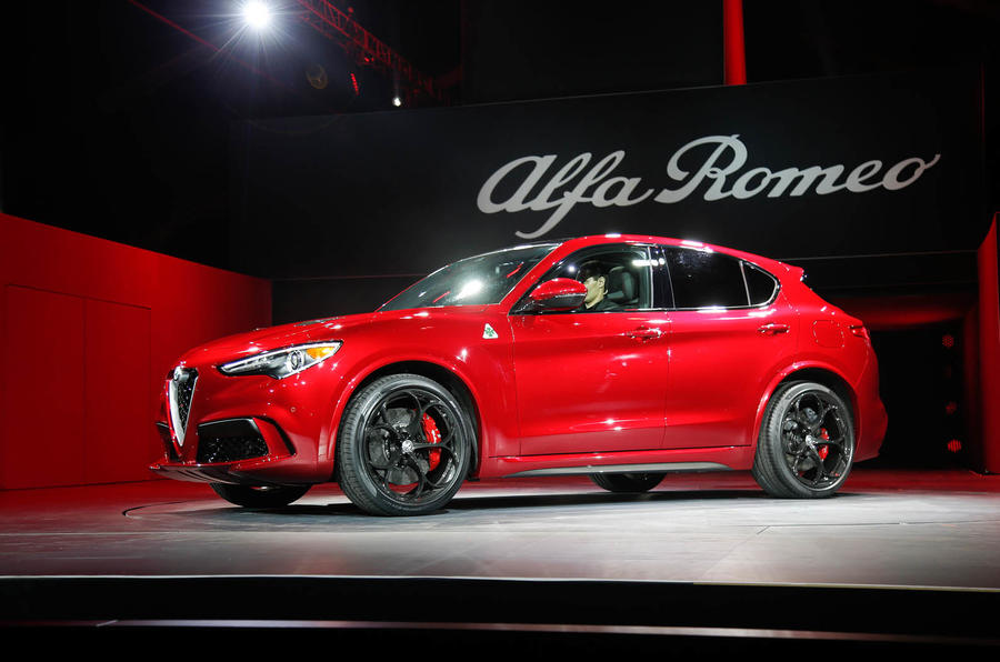 alfa romeo stelvio quadrifoglio updated with dynamic video autocar. Black Bedroom Furniture Sets. Home Design Ideas