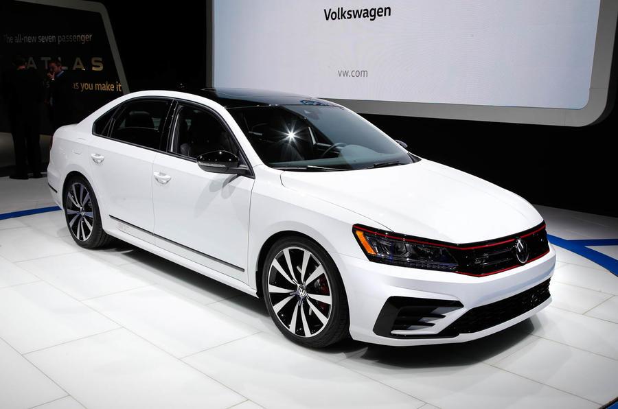 Volkswagen Passat GT concept headed to LA motor show | Autocar