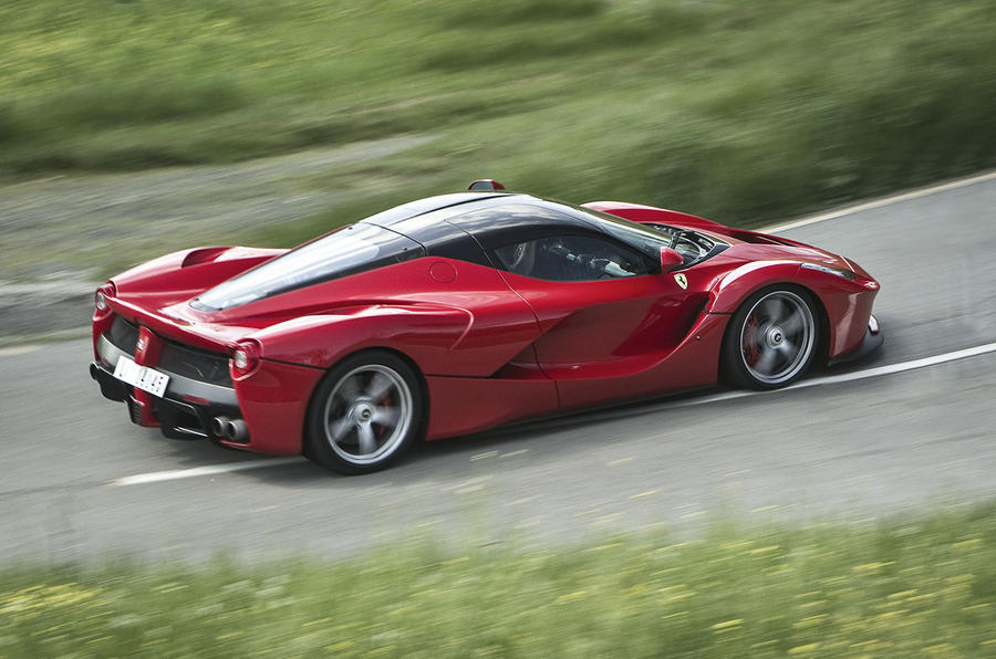 Supercar Price Watch What S Hot And What S Not Autocar