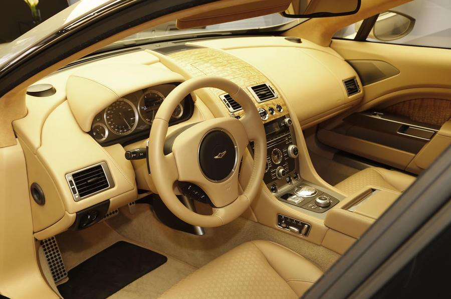 2015 Aston Martin Lagonda Priced At 163 685 000 Autocar