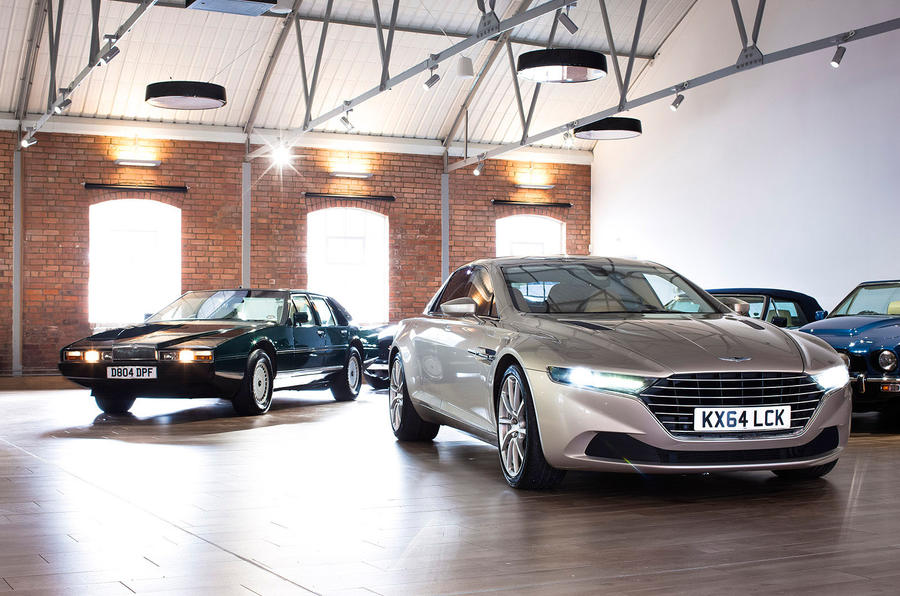 Aston Martin Lagonda Taraf Review 2018 Autocar