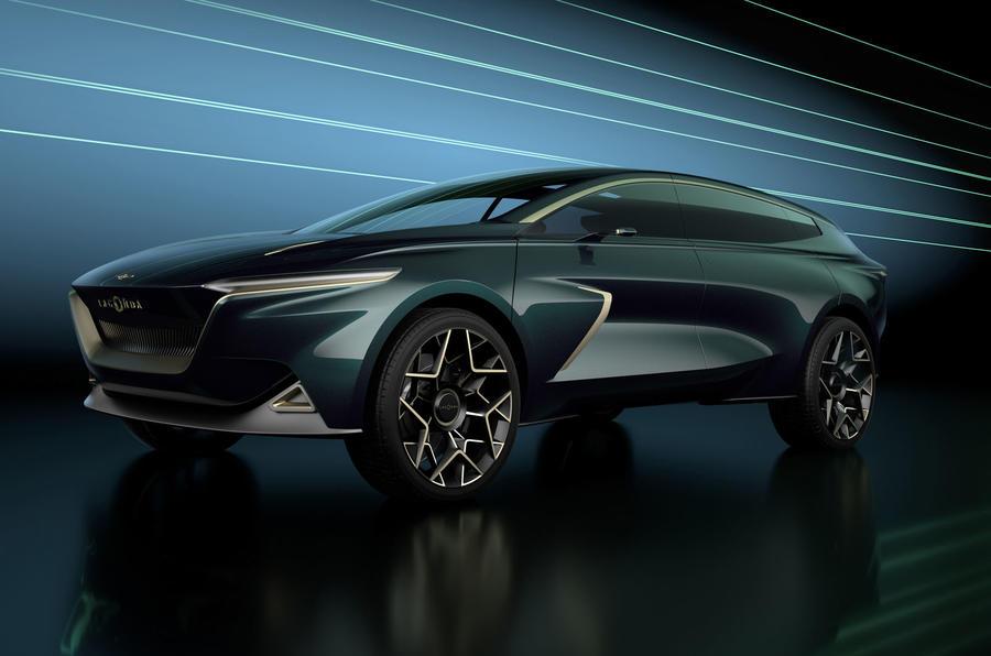 Aston Martin S Lagonda Suv Concept To Make Production In