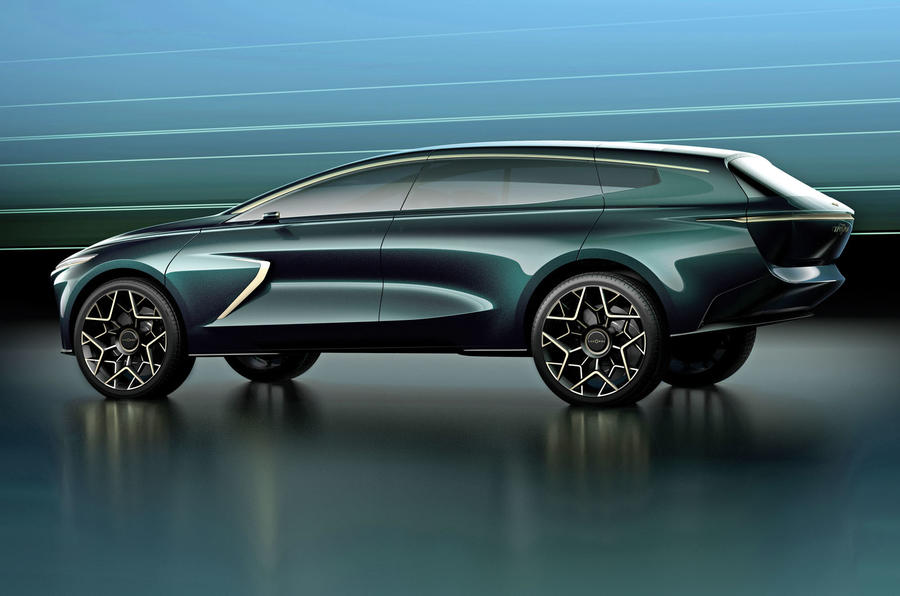 Aston Martin S Lagonda Suv Concept To Make Production In 2022 Autocar