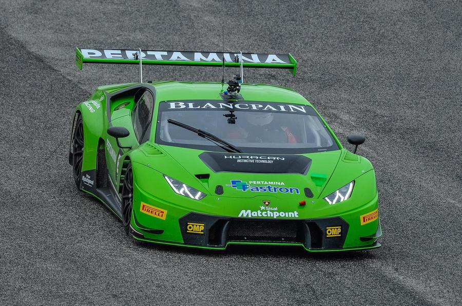 Lamborghini Huracan Gt3 Driven Plus Video Autocar