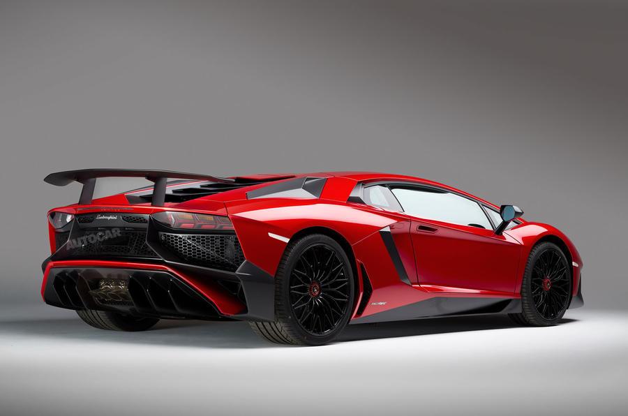 2015 Lamborghini Aventador Lp750 4 Superveloce Latest
