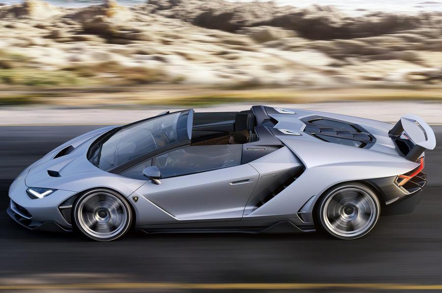 Lamborghini Centenario Roadster Uncovered The Vehicle Site