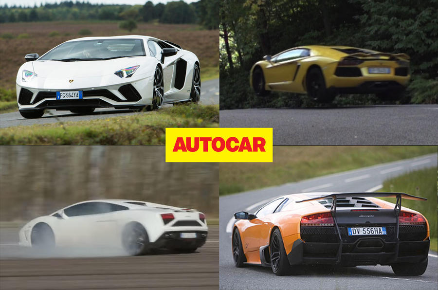 Top 5 Lamborghini Videos From Autocar Autocar