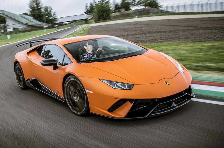 Lamborghini new model