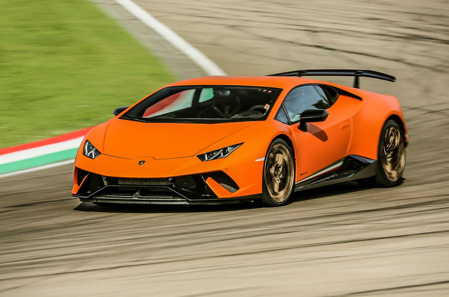 lamborghini huracan performante 2017 review autocar. Black Bedroom Furniture Sets. Home Design Ideas