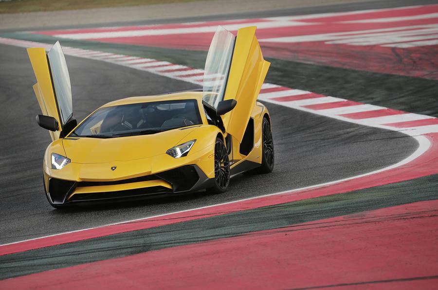 Lamborghini Aventador Lp750 4 Superveloce Review Review
