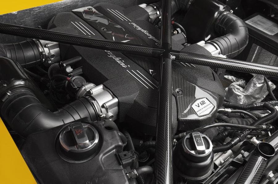 lamborghini aventador engine. lamborghini aventador engine