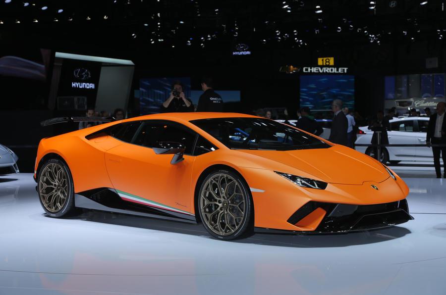 Lamborghini Huracan Performante ...