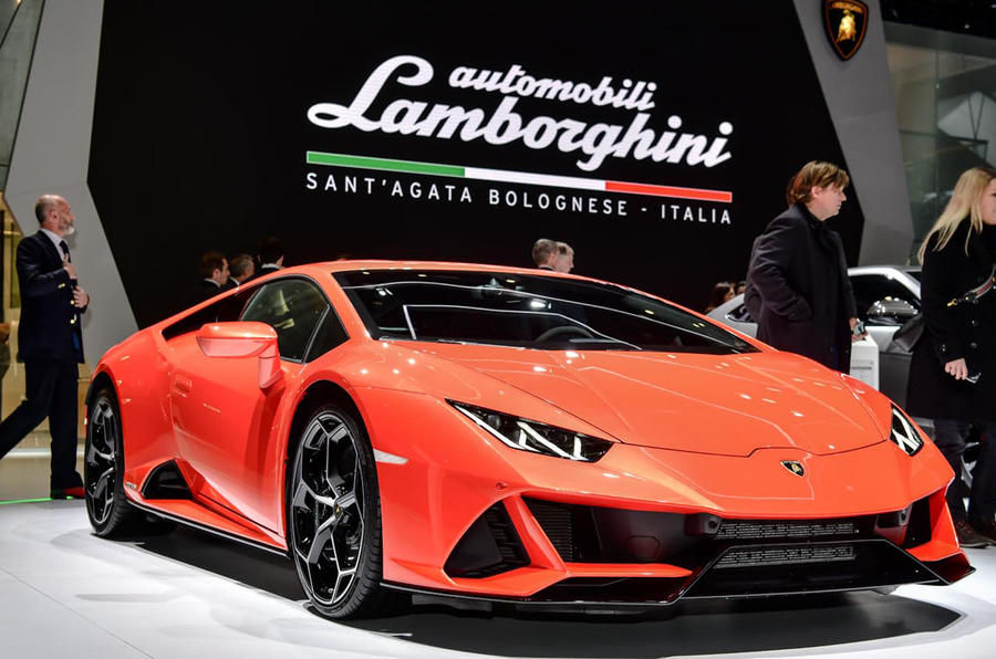 New Lamborghini Huracan Evo Updated 2019 Supercar Revealed Autocar