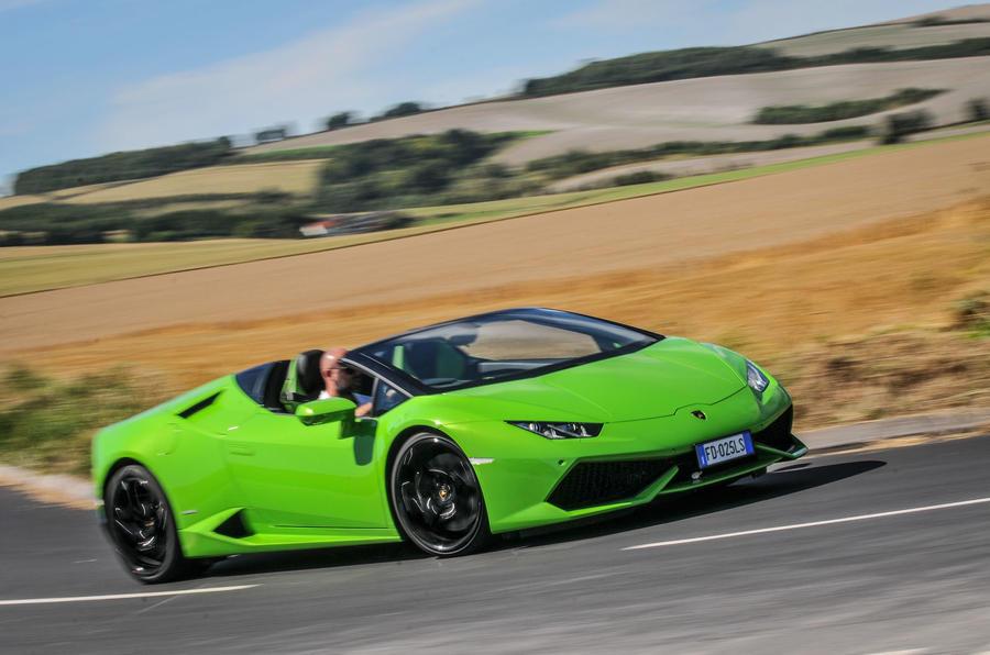 Huracan Lamborghini 2016