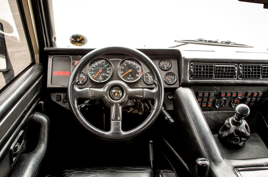 lamborghini lm002 suv revisited   autocar