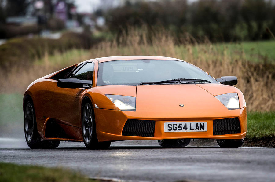 Driving A Lamborghini Murcielago With 258k Miles On The Clock Autocar