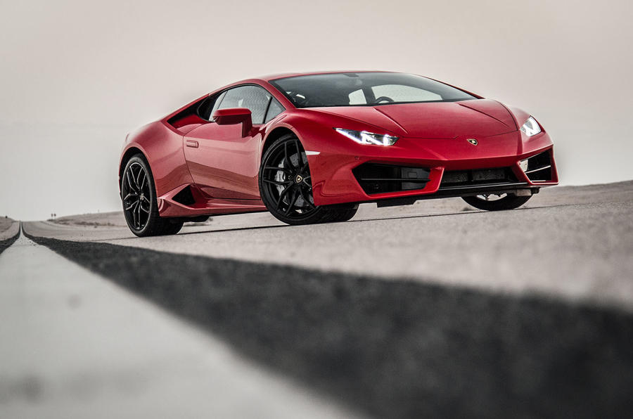 4.5 star Lamborghini Huracan