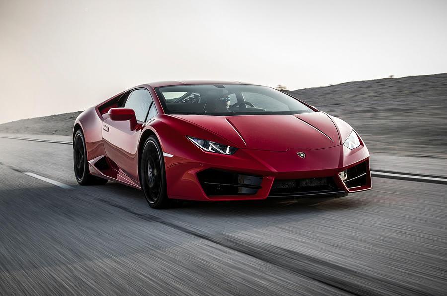 199mph Lamborghini Huracan