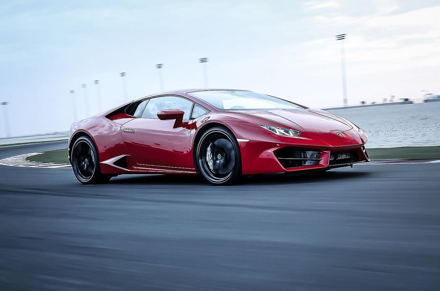 1389kg Lamborghini Huracan