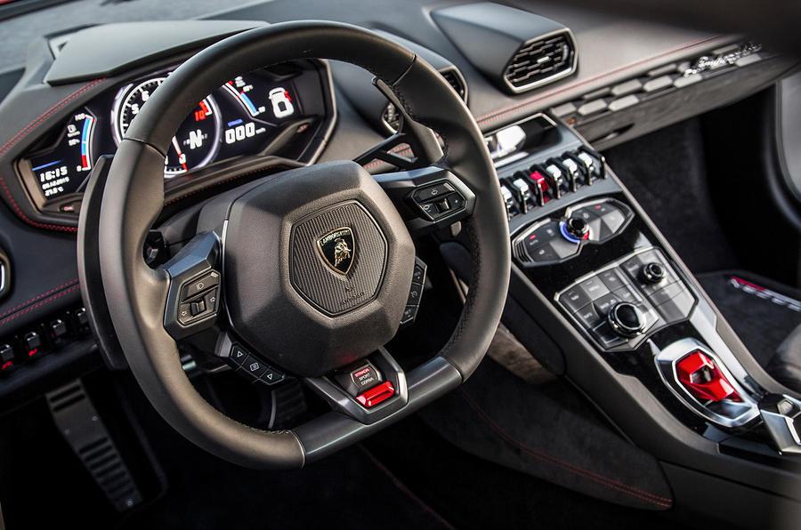 2016 Lamborghini Hurac 225 N Lp580 2 Review Review Autocar