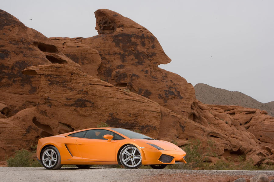 53: 2003 Lamborghini Gallardo - NEW ENTRY