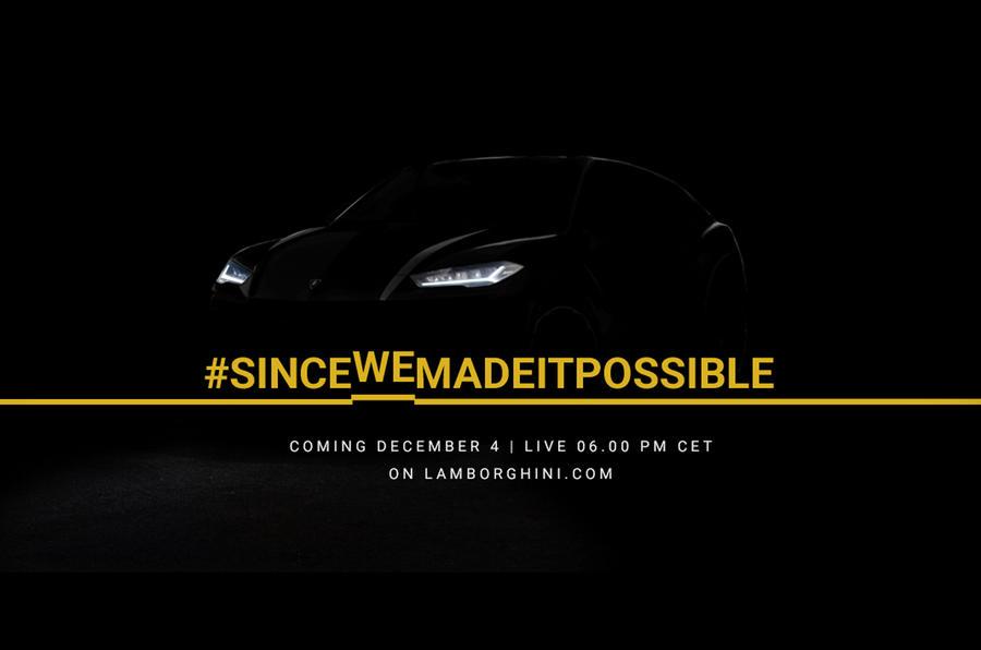 2018 - [Lamborghini] SUV Urus [LB 736] - Page 8 Lambolaunchday
