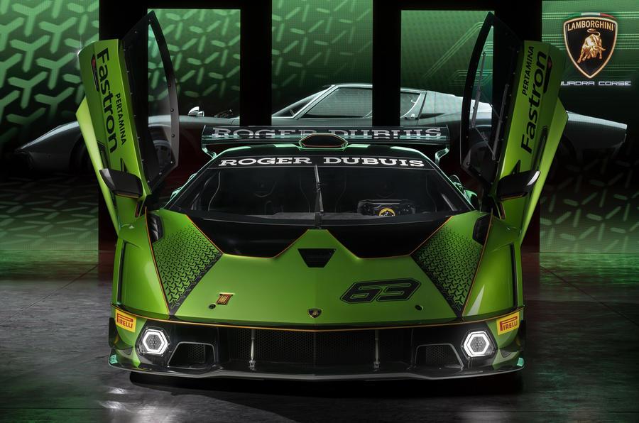 2020 Lamborghini Essenza SCV12 - doors up