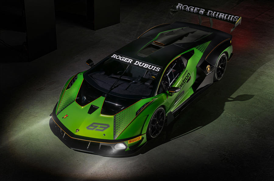 Lamborghini Essenza SCV12 Brings One Powerful V12 Engine