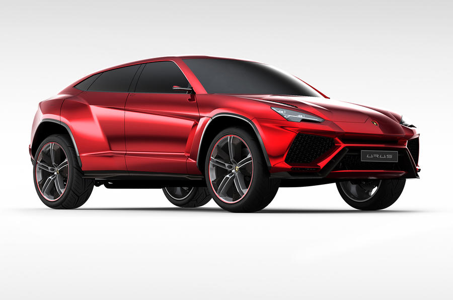 New Lamborghini Urus V8 twin,turbo engine confirmed